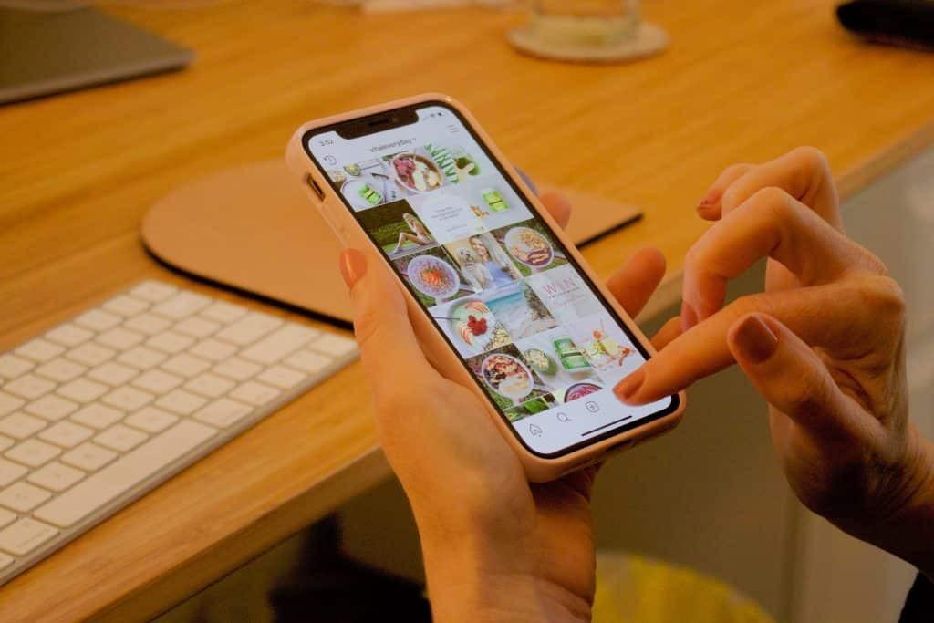 Algorithme Instagram 2021 - Agence social media lille - COJT conseil