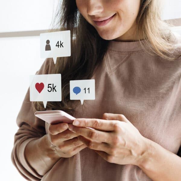 Pourquoi faire de la publicité sur les réseaux sociaux