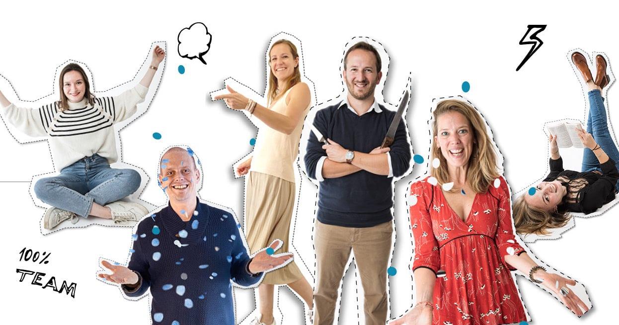 Photo team - COJT conseil web