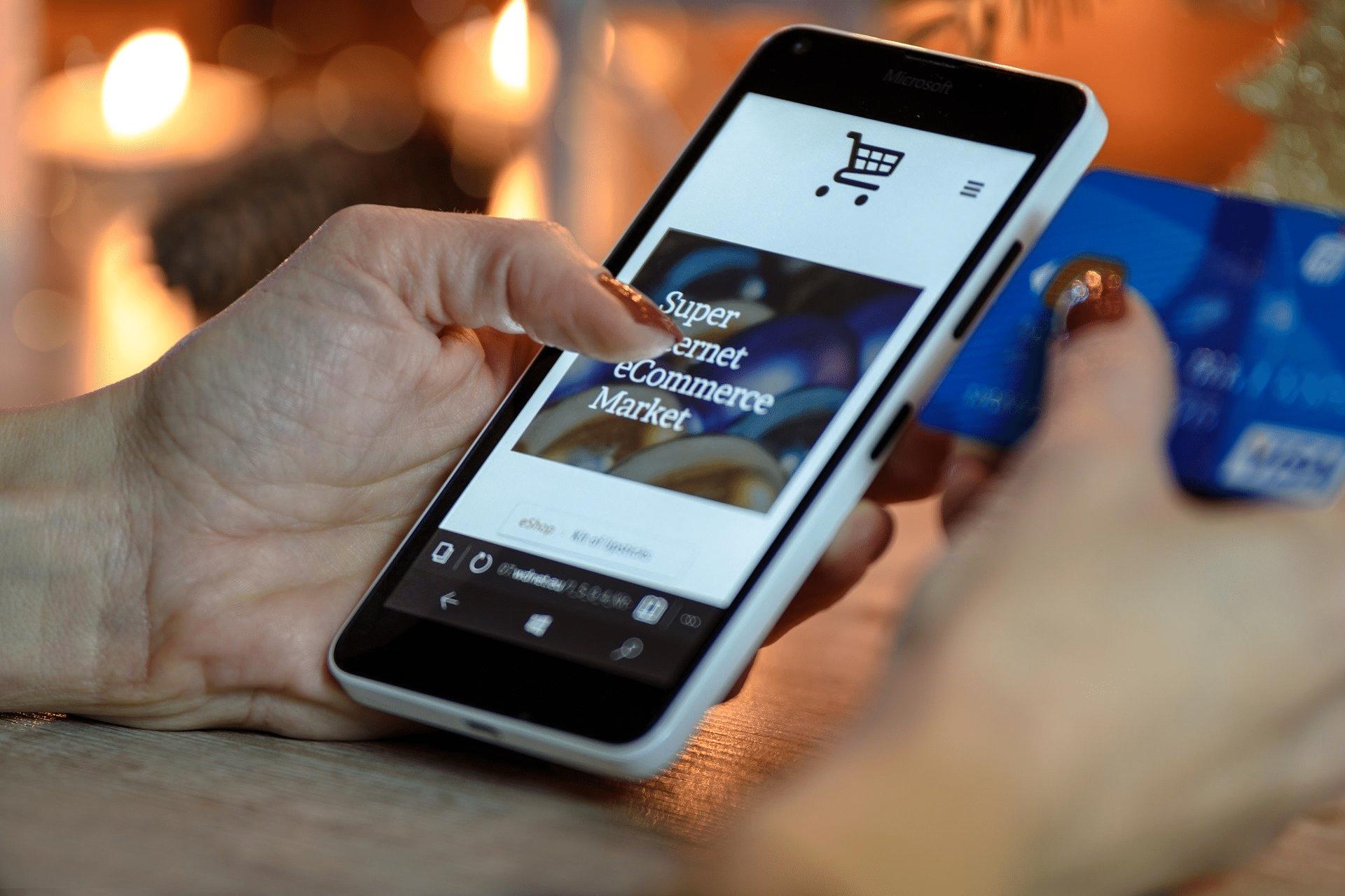 Application ou site mobile : règlement bancaire